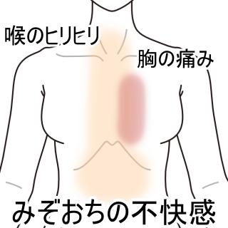 ヒリヒリ する が 胸 揉むと本当に大きくなる?胸が大きくなるマッサージ方法を解説|ニパ子のナイトブラ向上委員会